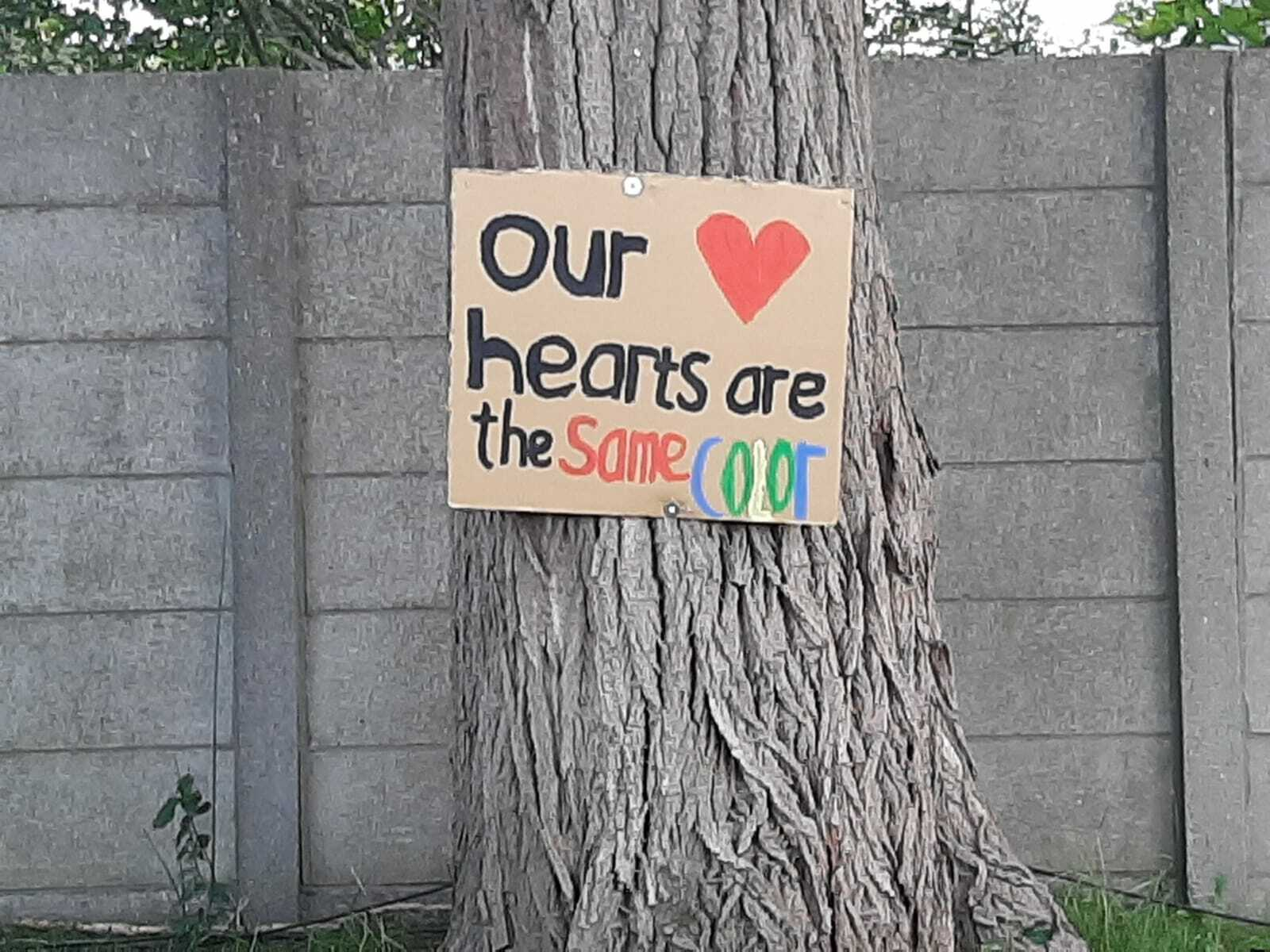 Fort Boekoe Our Hearts Are The Same Color